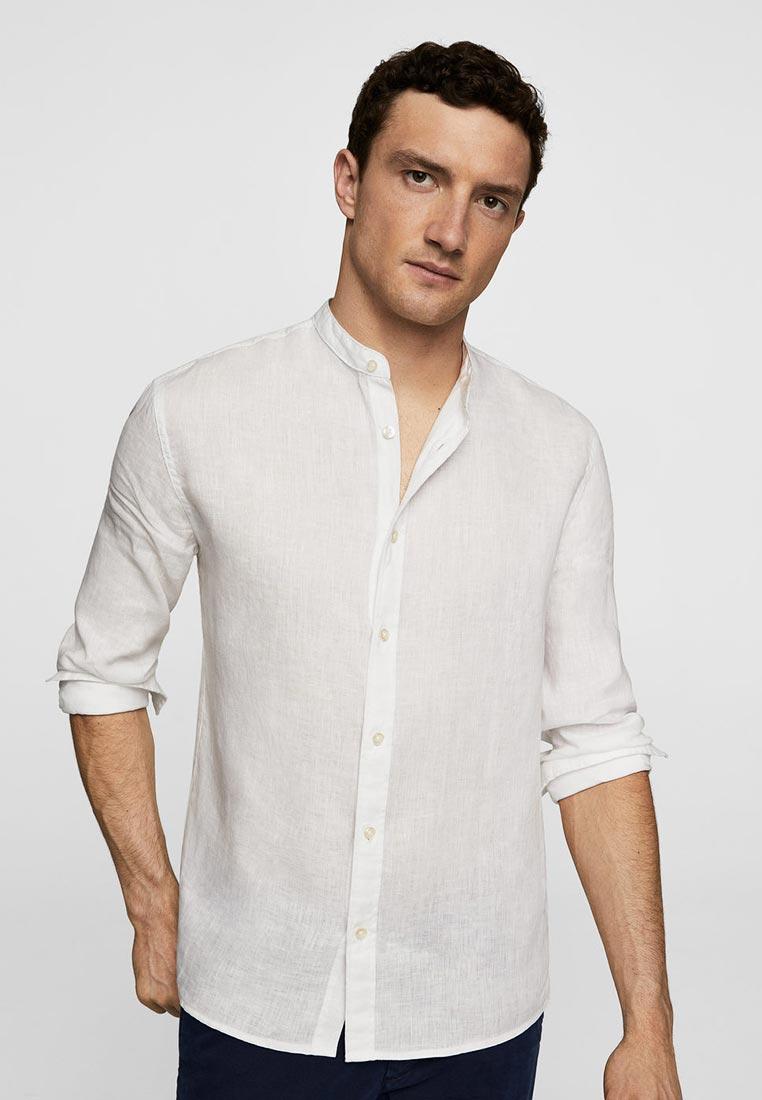 Рубашка с длинным рукавом Mango Man 23037684: изображение 1