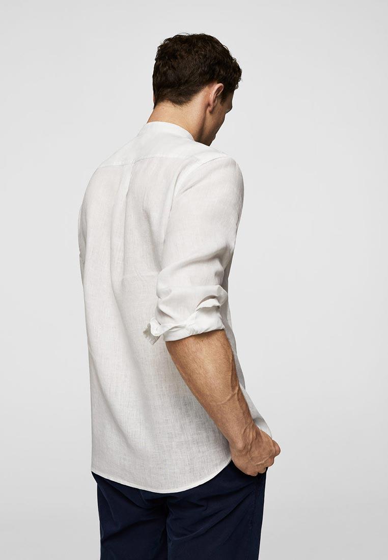 Рубашка с длинным рукавом Mango Man 23037684: изображение 2