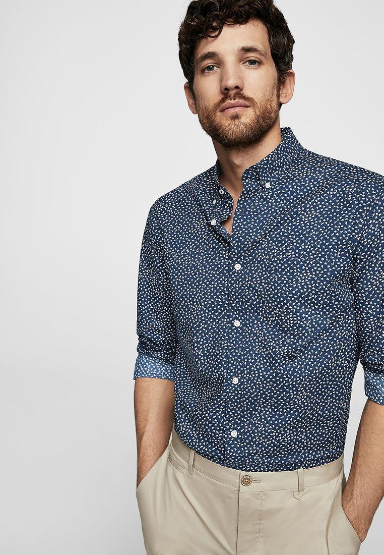 Рубашка с длинным рукавом Mango Man 23027702