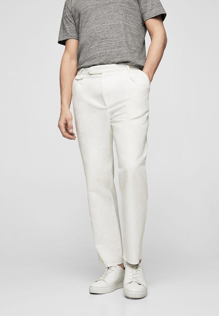 Мужские повседневные брюки Mango Man 23047650
