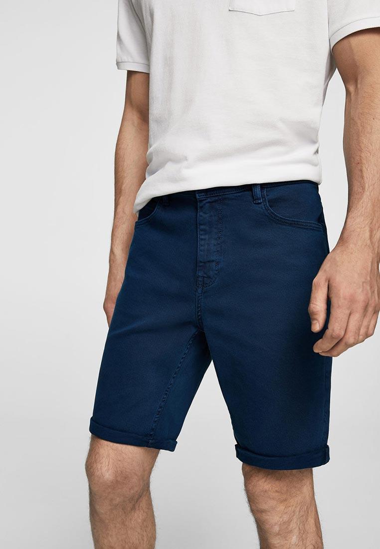 Мужские джинсовые шорты Mango Man 23037696