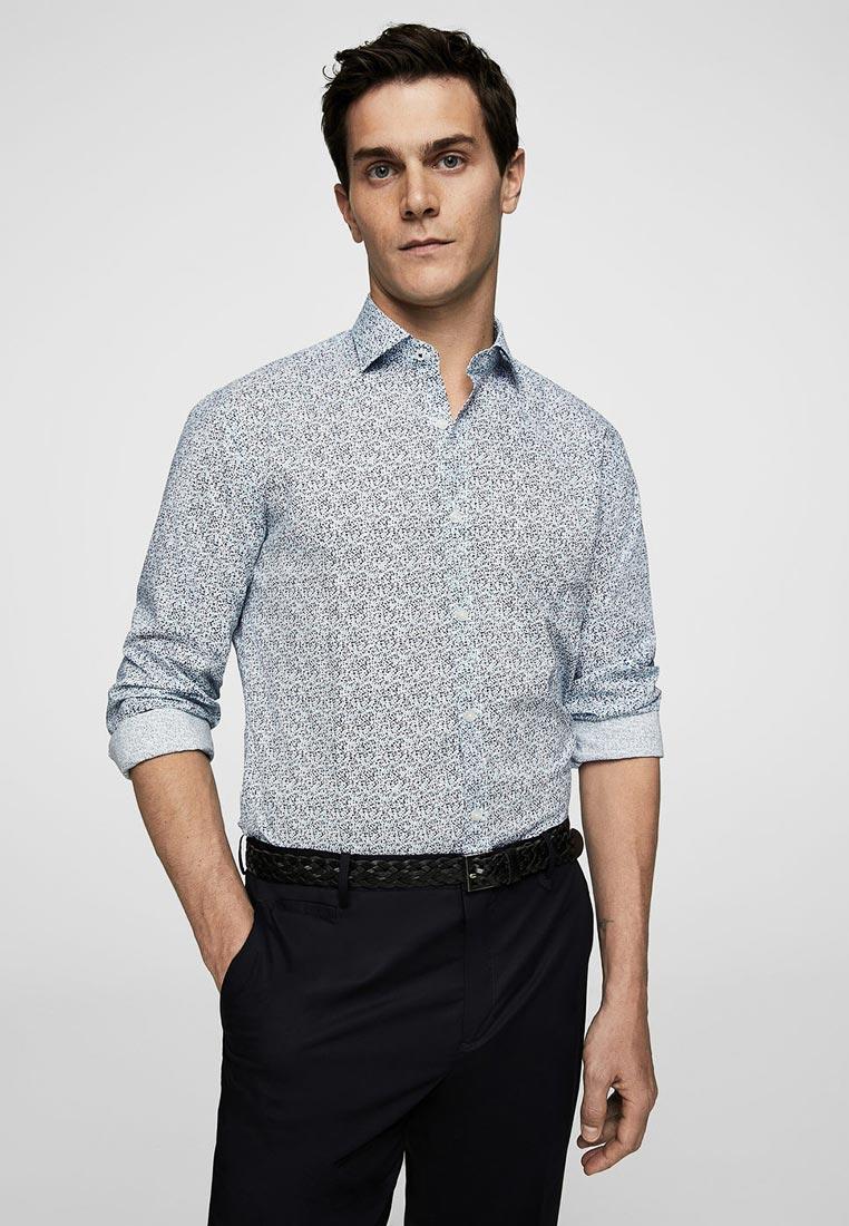 Рубашка с длинным рукавом Mango Man 23069043