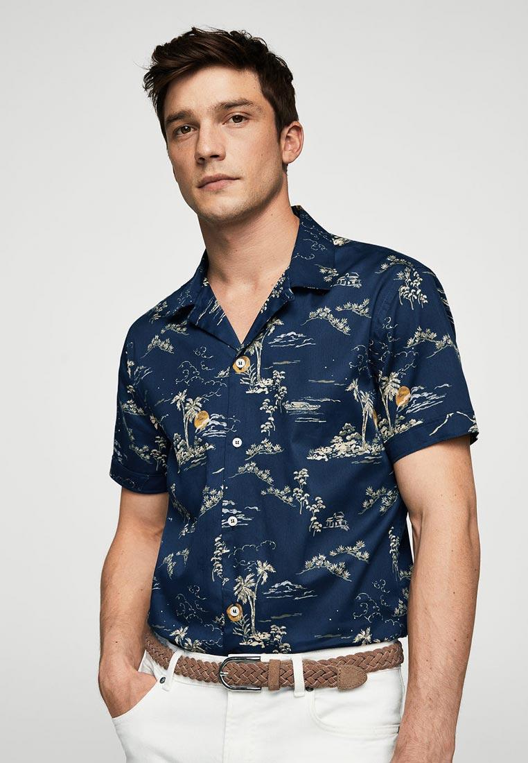 Рубашка с длинным рукавом Mango Man 31090584