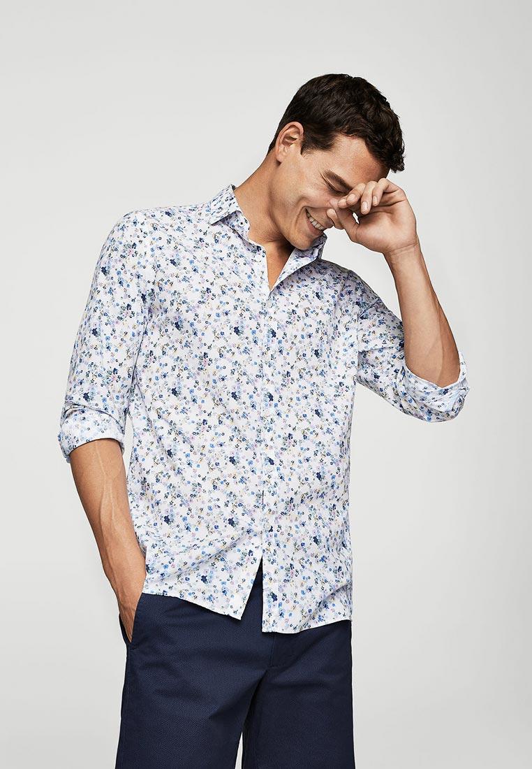 Рубашка с длинным рукавом Mango Man 33030722