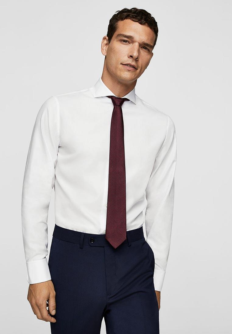 Рубашка с длинным рукавом Mango Man 33010656