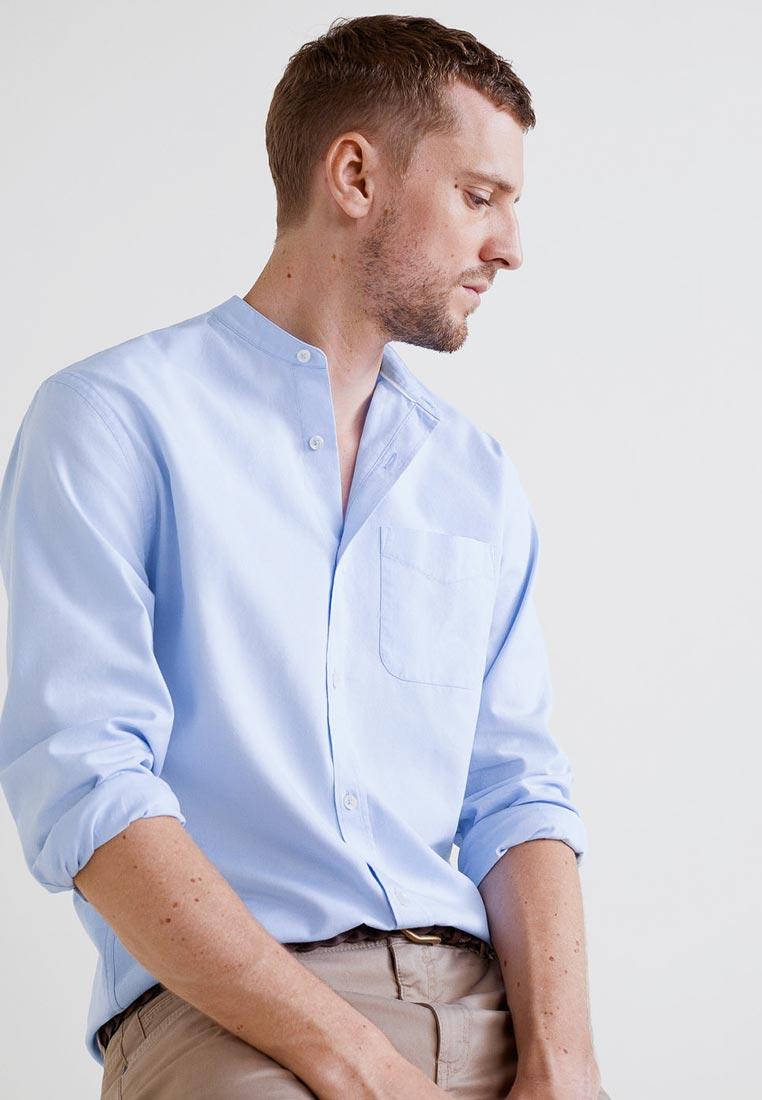 Рубашка с длинным рукавом Mango Man 33040682