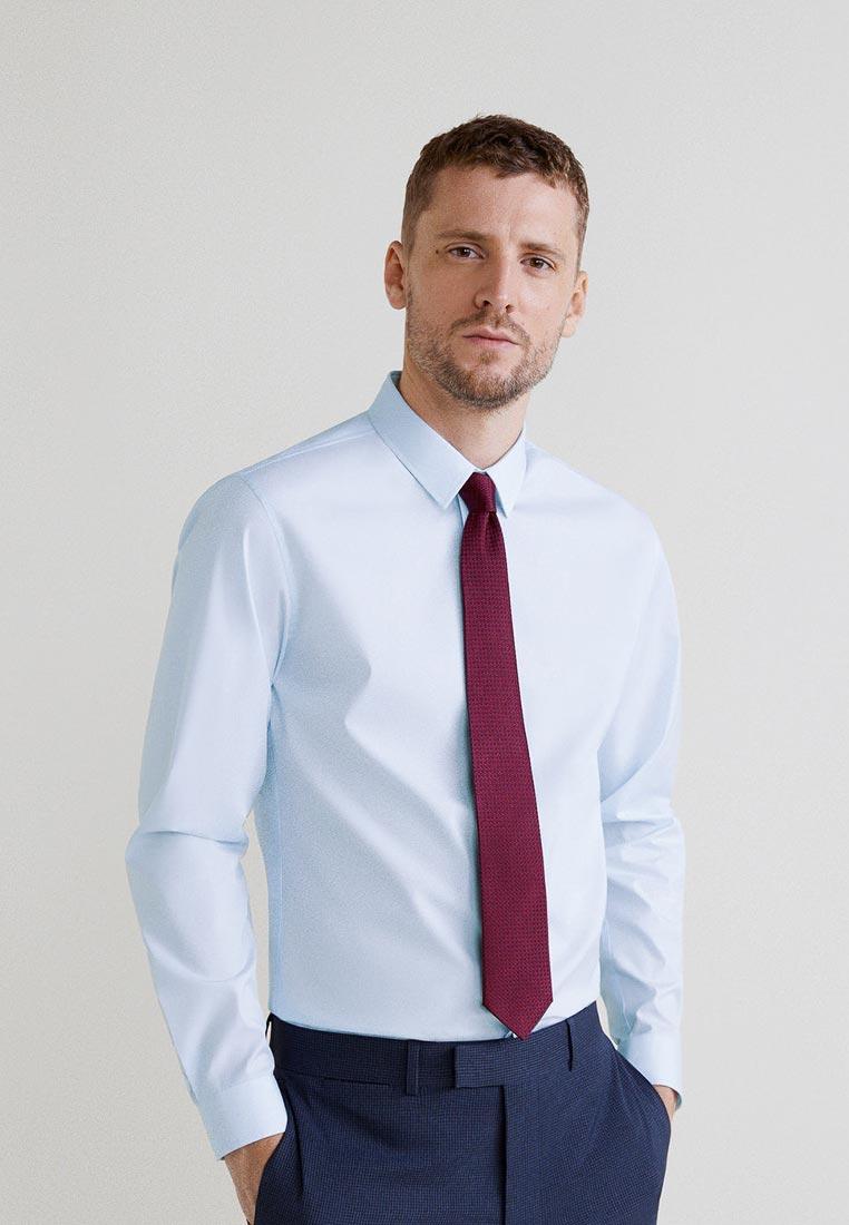 Рубашка с длинным рукавом Mango Man 33090625