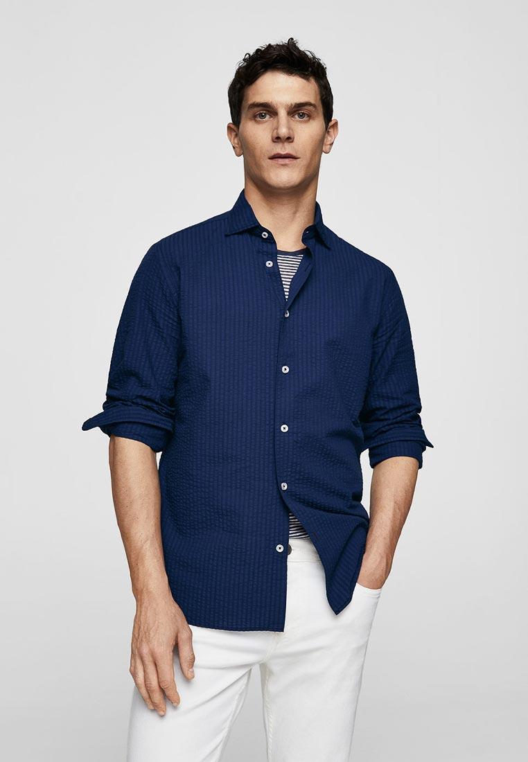 Рубашка с длинным рукавом Mango Man 33070497
