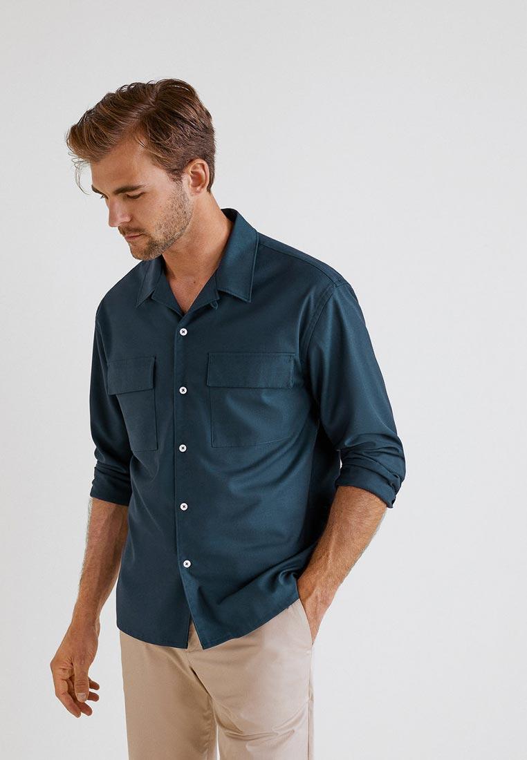 Рубашка с длинным рукавом Mango Man 33020697