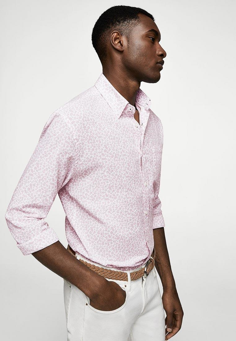 Рубашка с длинным рукавом Mango Man 33020724