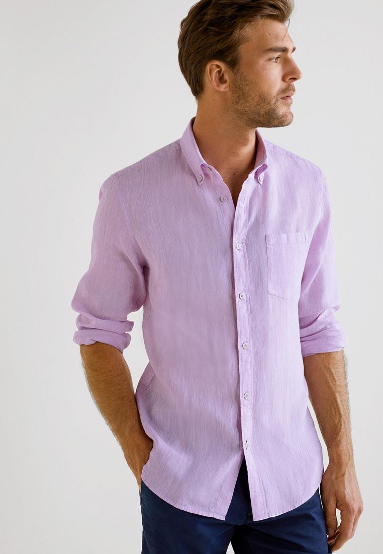 Рубашка с длинным рукавом Mango Man 33060715