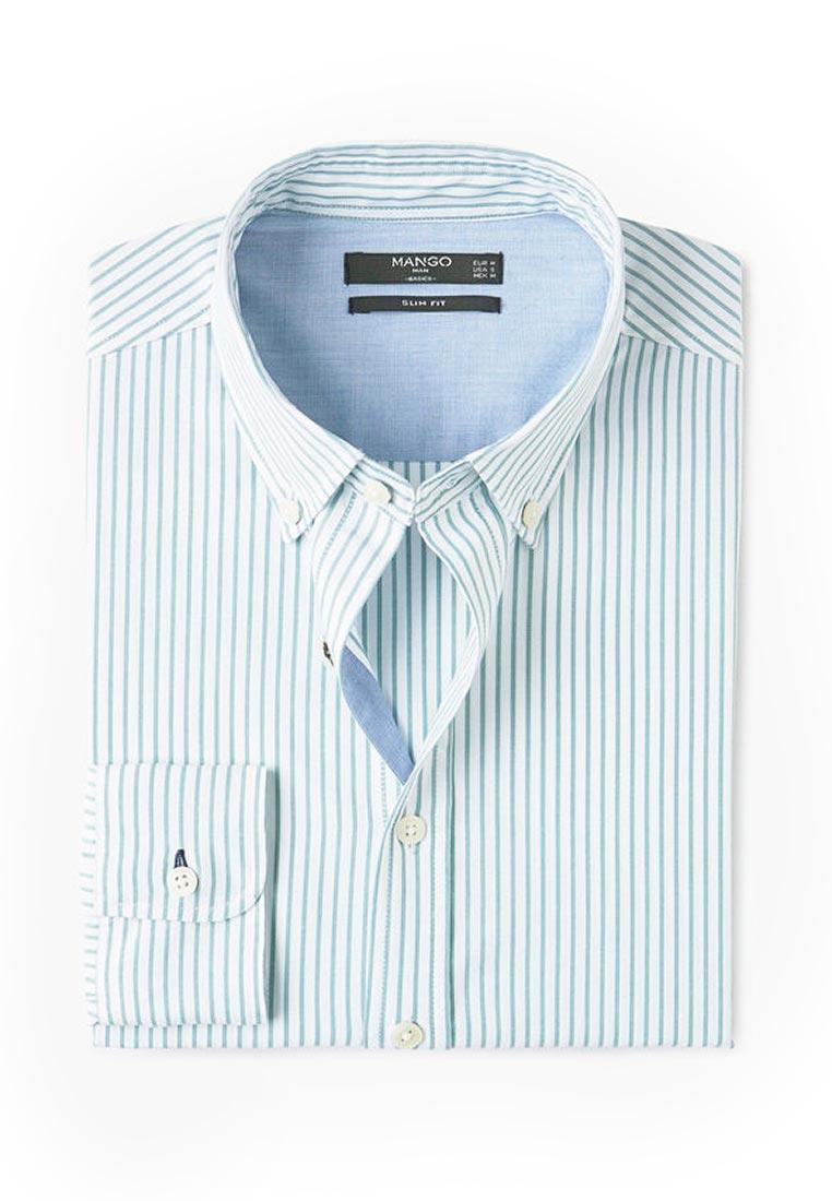 Рубашка с длинным рукавом Mango Man 84070027