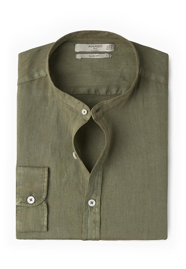 Рубашка с длинным рукавом Mango Man 84037503