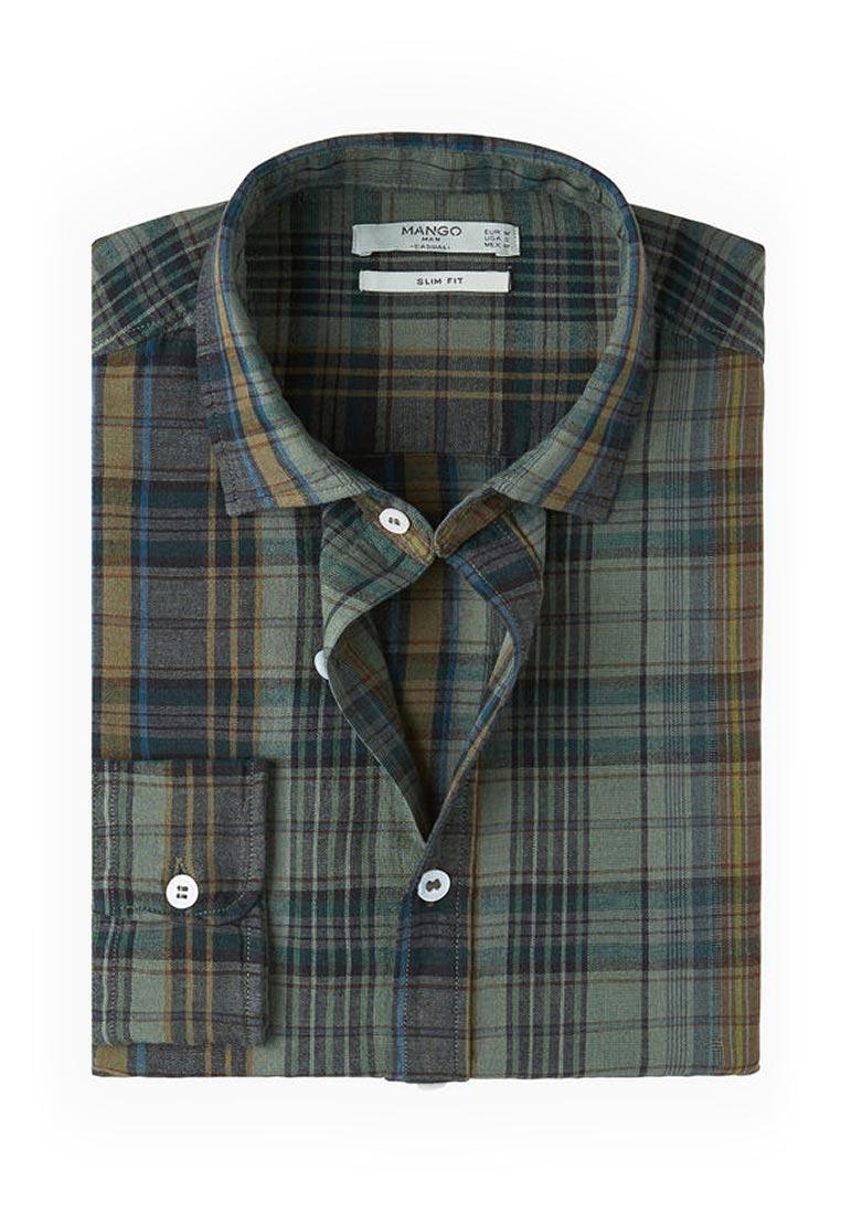 Рубашка с длинным рукавом Mango Man 84097549