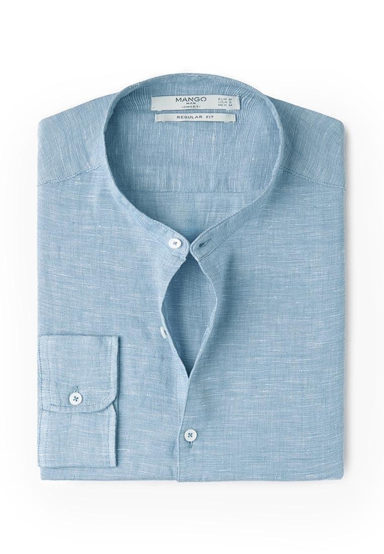 Рубашка с длинным рукавом Mango Man 84077547