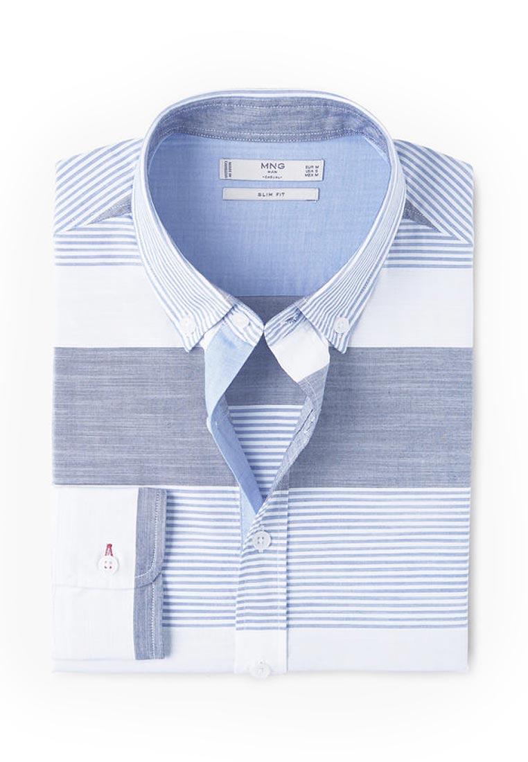 Рубашка с длинным рукавом Mango Man 84007538