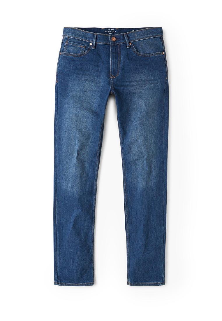 Зауженные джинсы Mango Man 83007500