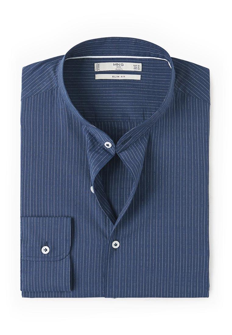 Рубашка с длинным рукавом Mango Man 84047535