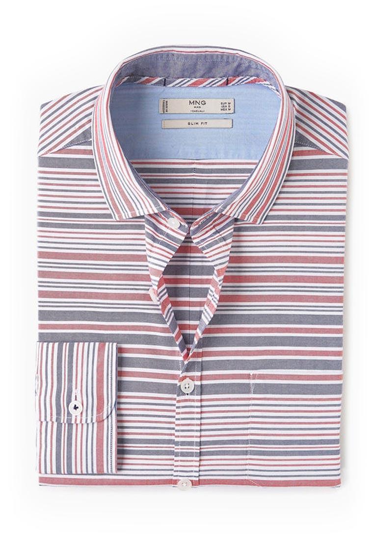 Рубашка с длинным рукавом Mango Man 84007536
