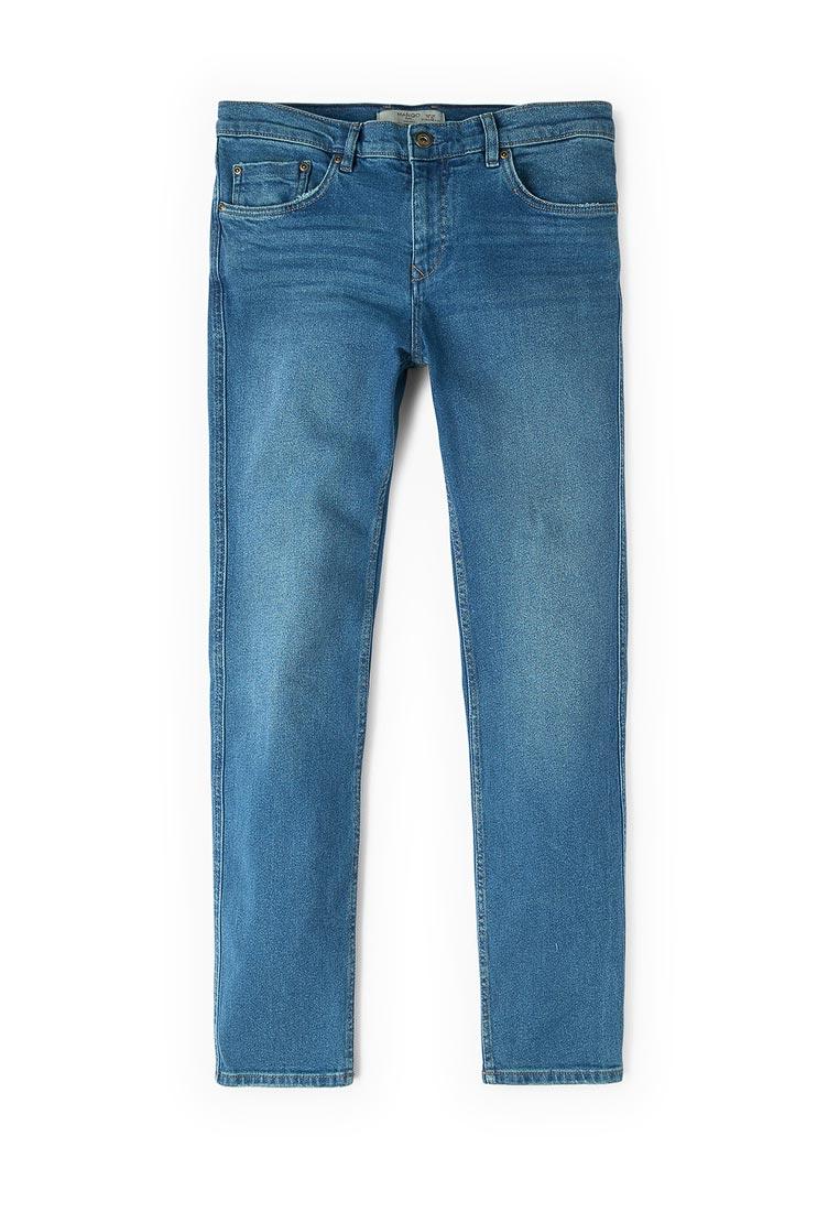 Мужские прямые джинсы Mango Man 83017509