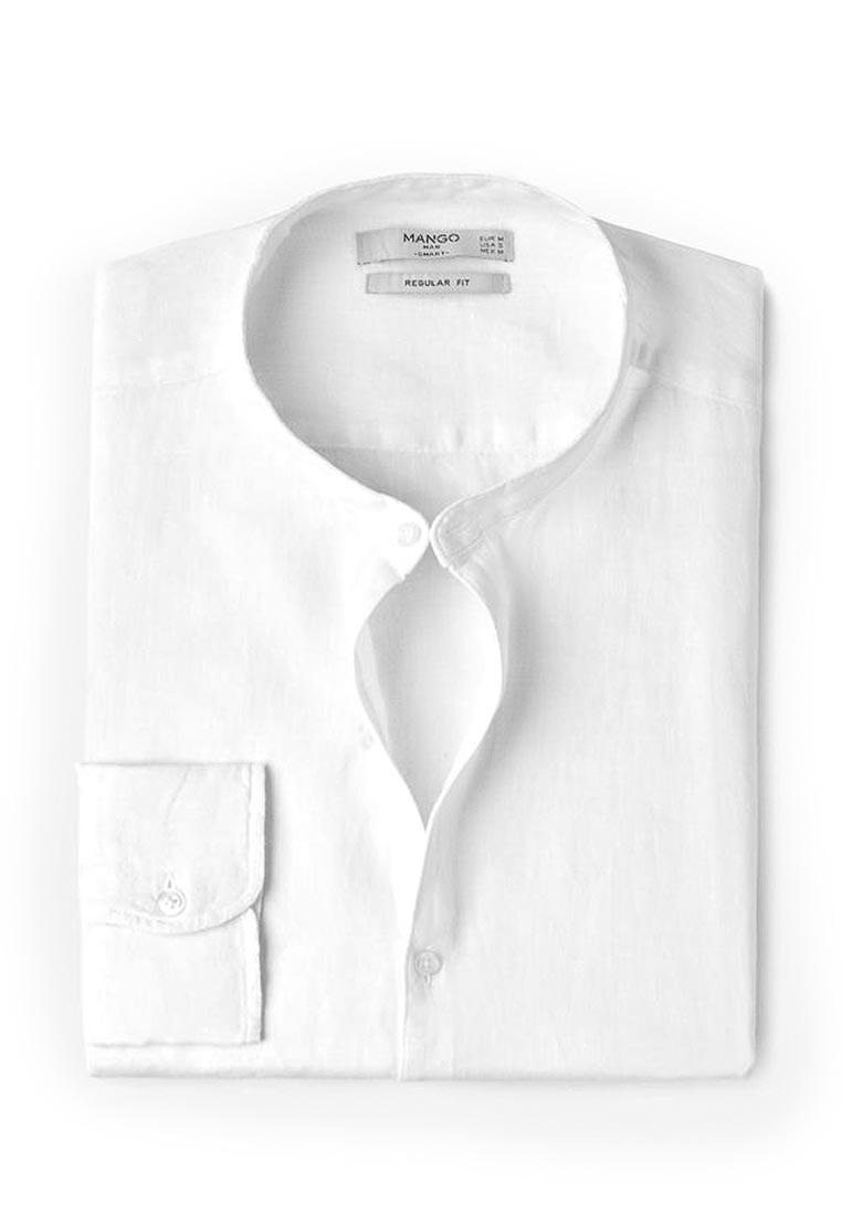 Рубашка с длинным рукавом Mango Man 84077502