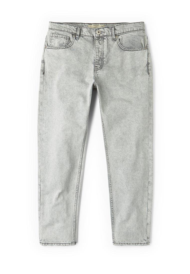 Мужские прямые джинсы Mango Man 83058801