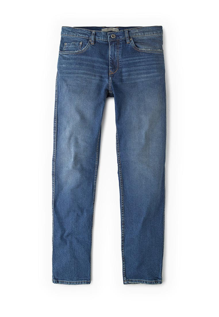 Мужские прямые джинсы Mango Man 83000011