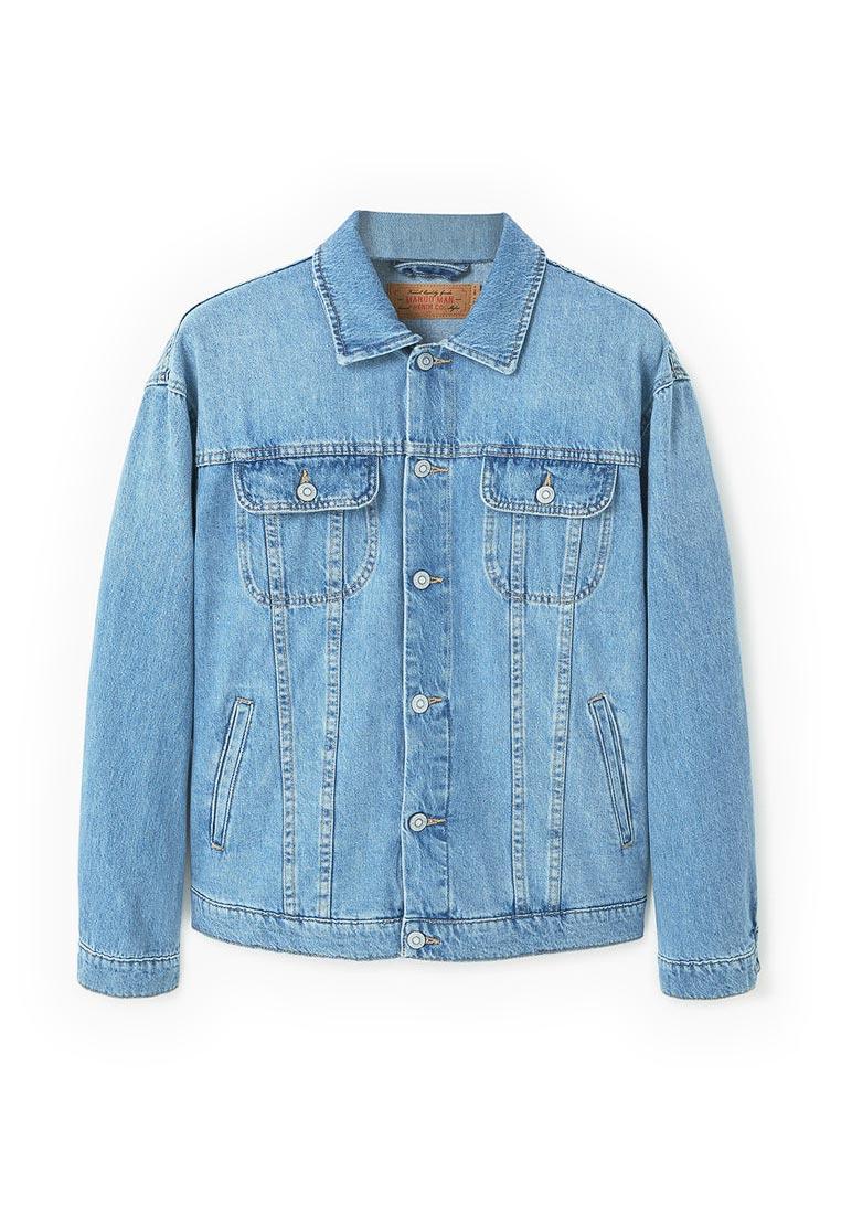Джинсовая куртка Mango Man 83068813