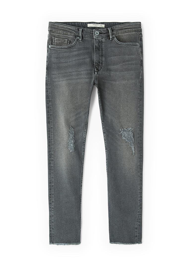 Зауженные джинсы Mango Man 83085025