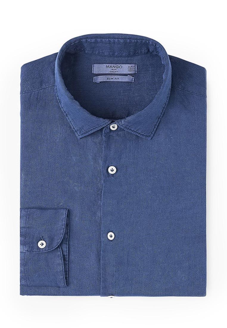 Рубашка с длинным рукавом Mango Man 84007010