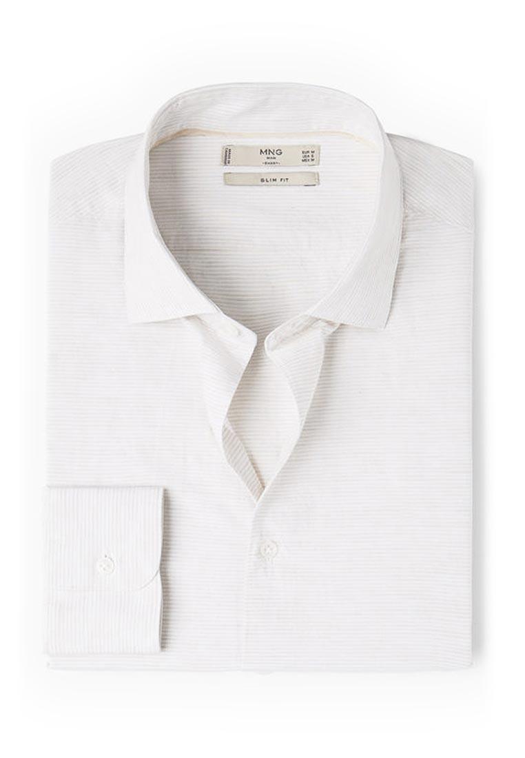 Рубашка с длинным рукавом Mango Man 14020271