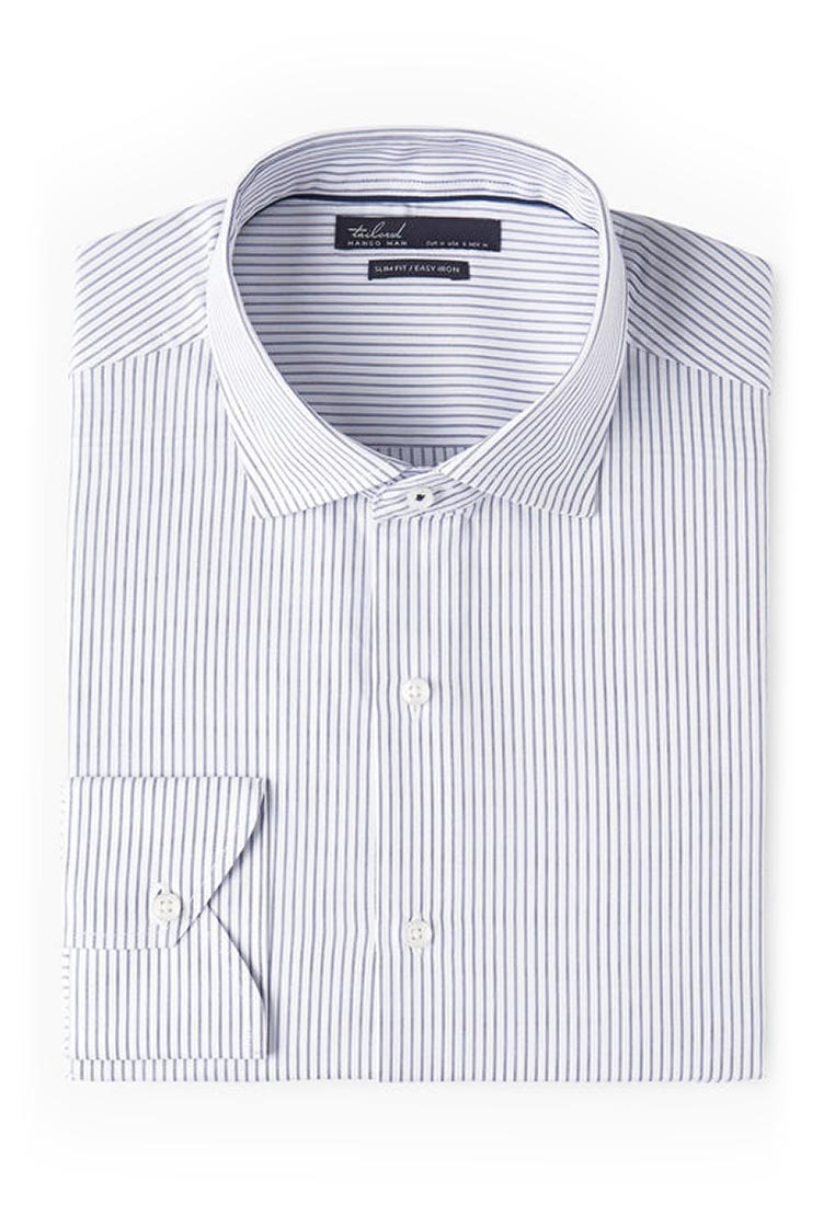 Рубашка с длинным рукавом Mango Man 13010316
