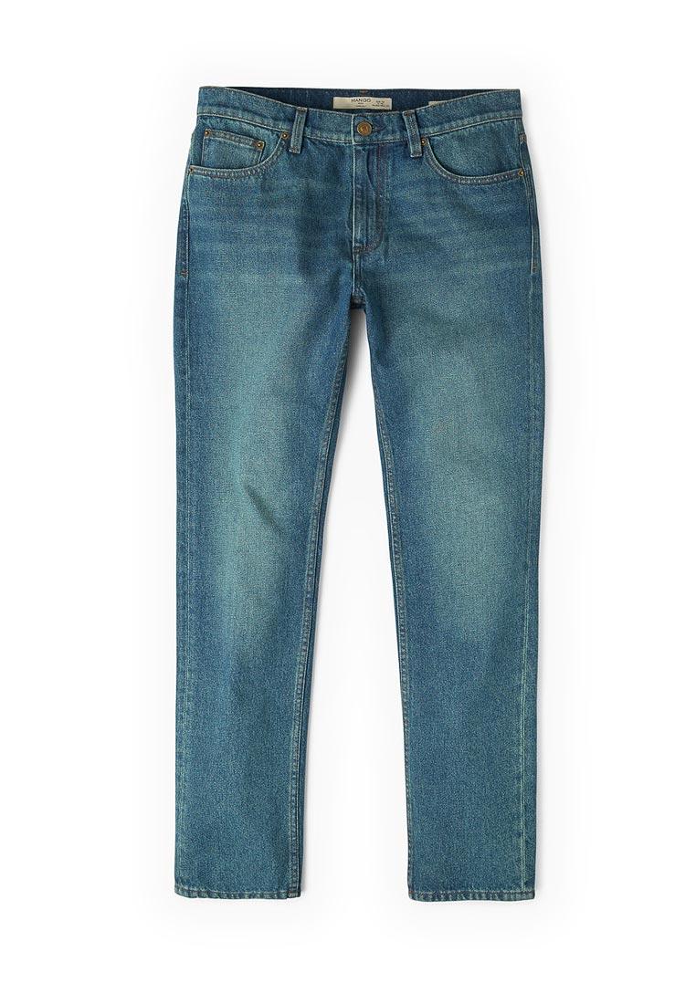 Мужские прямые джинсы Mango Man 13030305