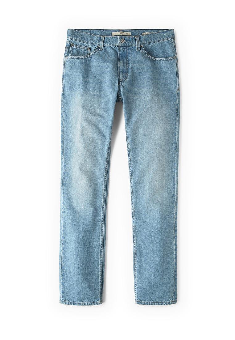 Мужские прямые джинсы Mango Man 13050317