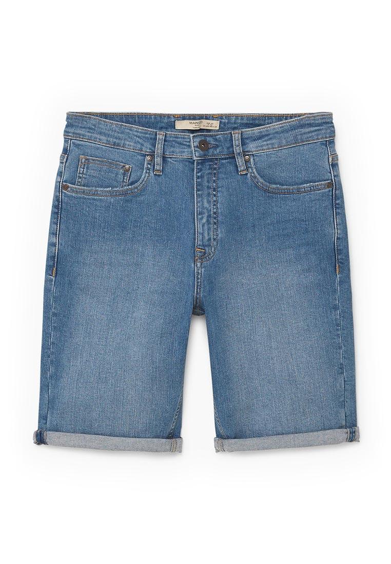 Мужские джинсовые шорты Mango Man 13033013