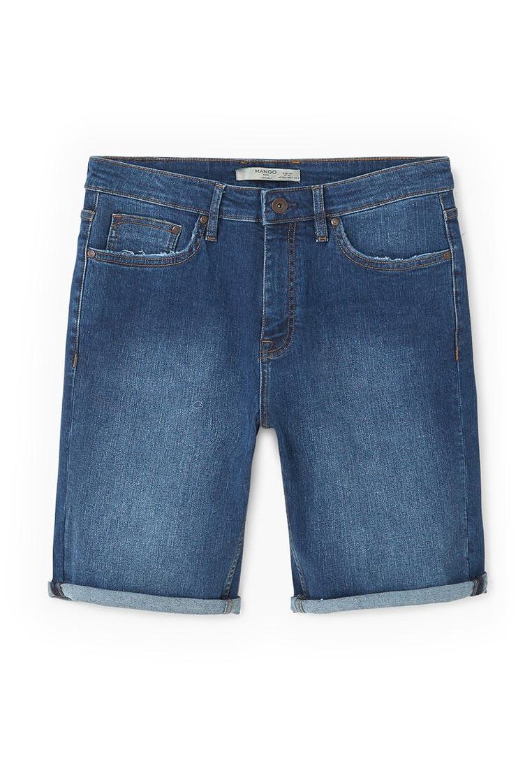 Мужские джинсовые шорты Mango Man 13033014