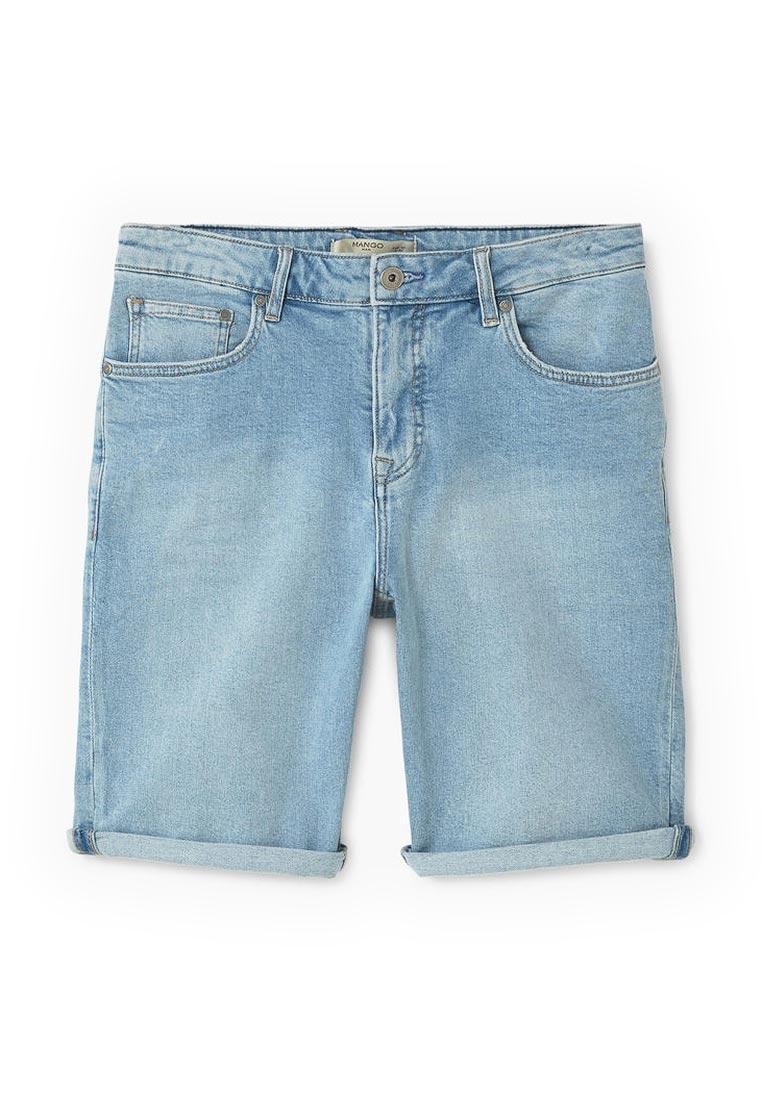 Мужские джинсовые шорты Mango Man 13023015