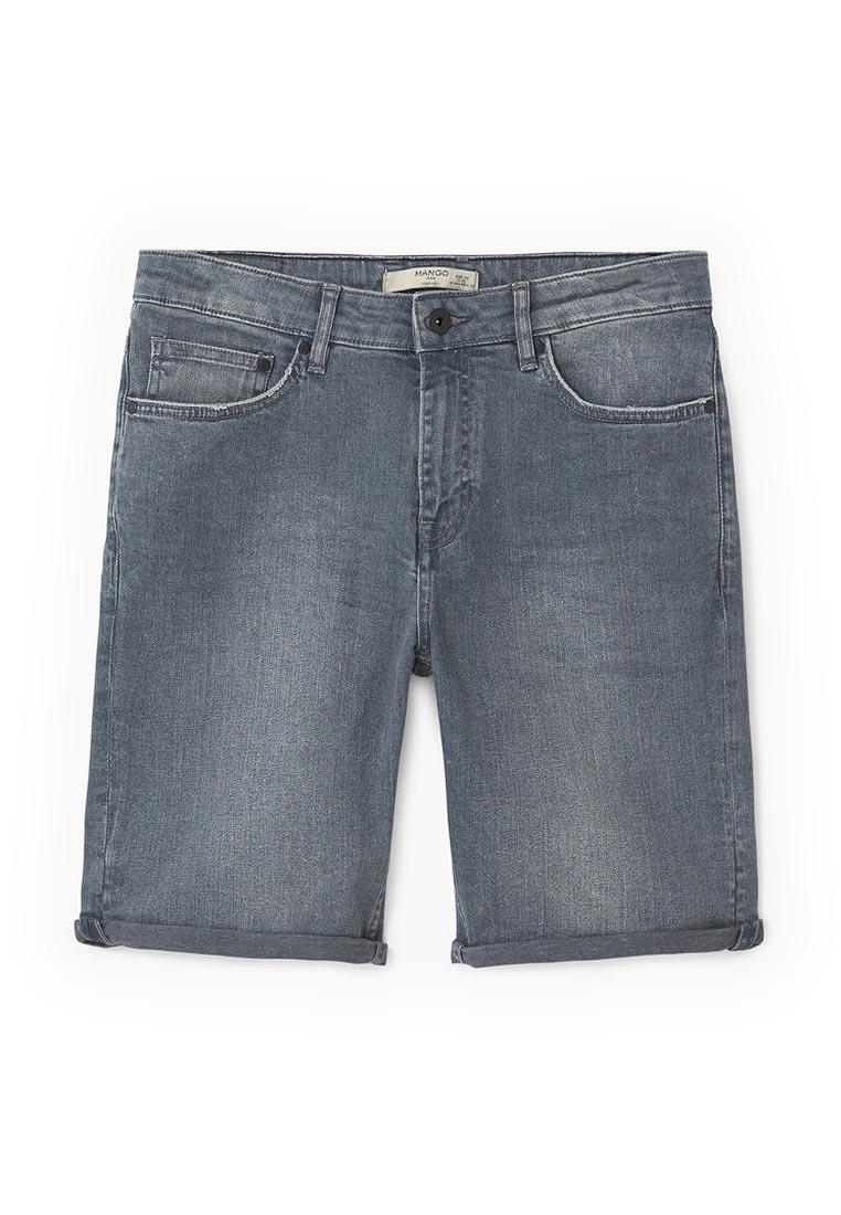 Мужские джинсовые шорты Mango Man 13023017