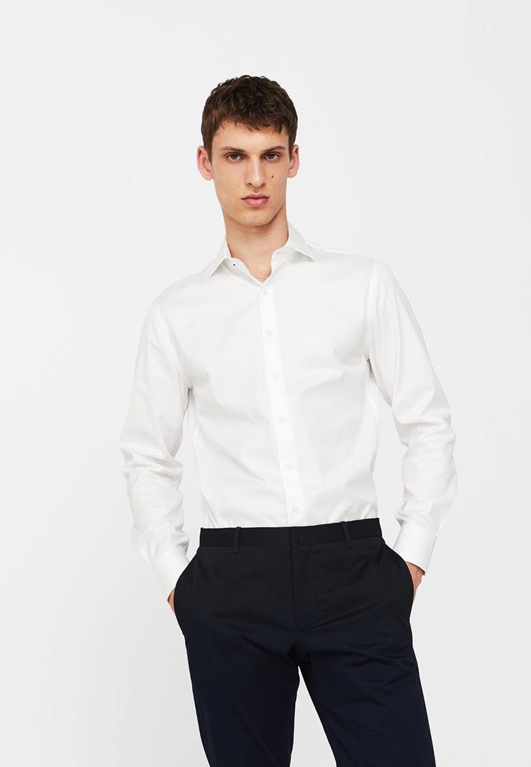 Рубашка с длинным рукавом Mango Man 13010313