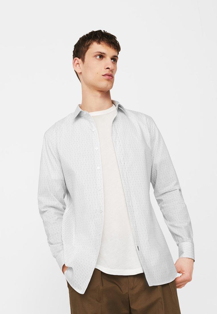 Рубашка с длинным рукавом Mango Man 13003041
