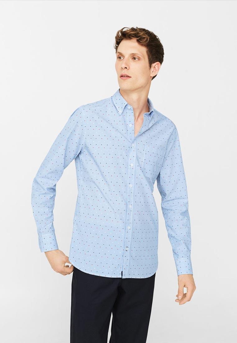 Рубашка с длинным рукавом Mango Man 13003021