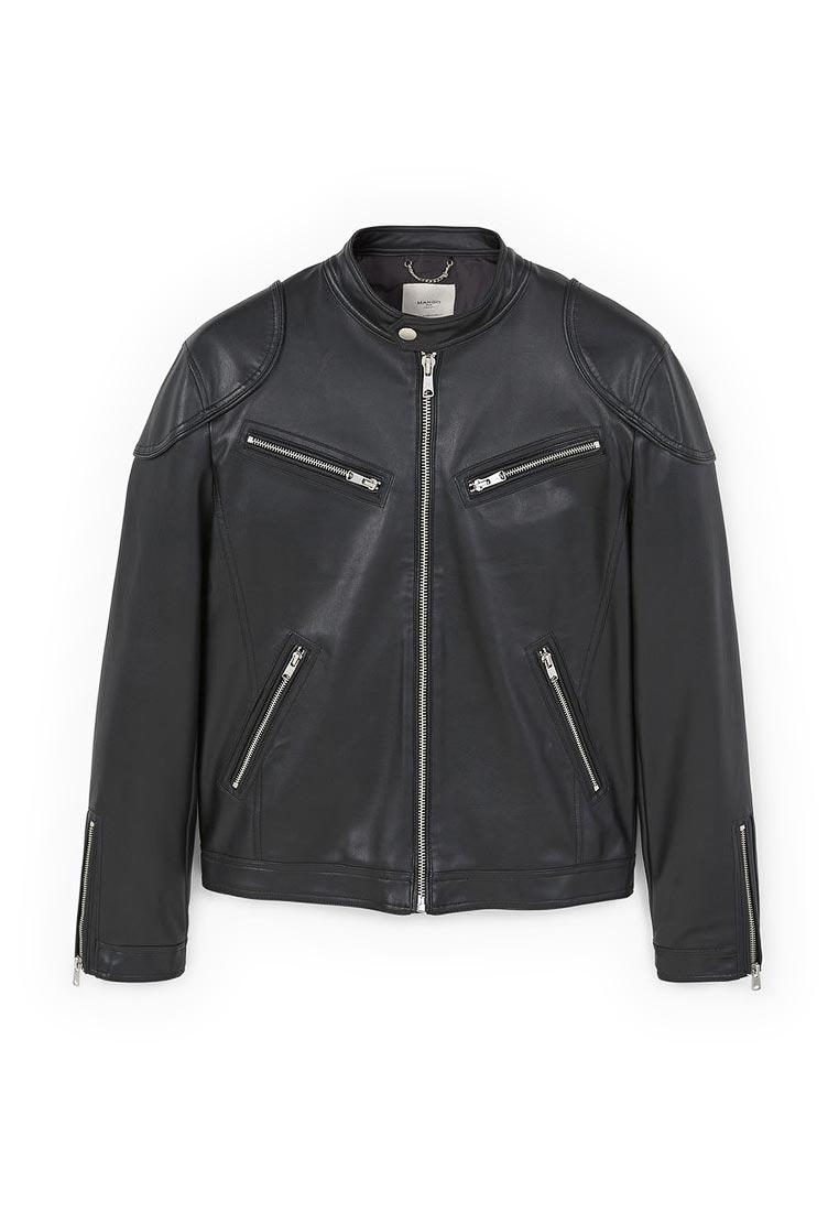 Кожаная куртка Mango Man 13060376