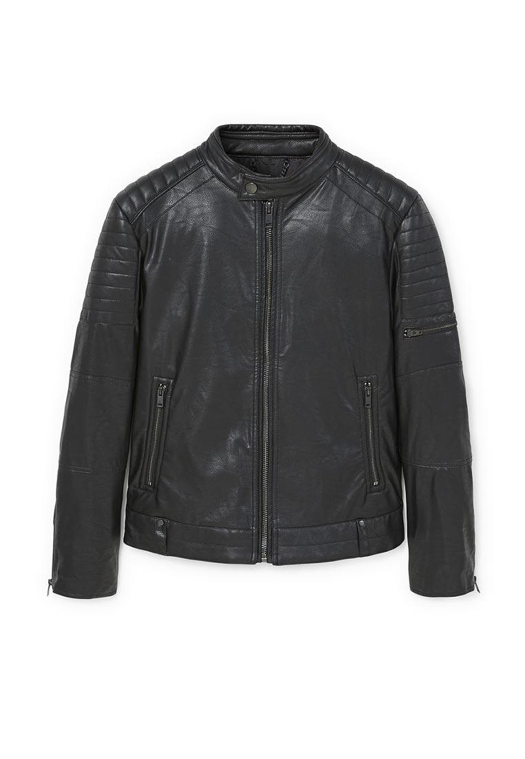 Кожаная куртка Mango Man 13070375