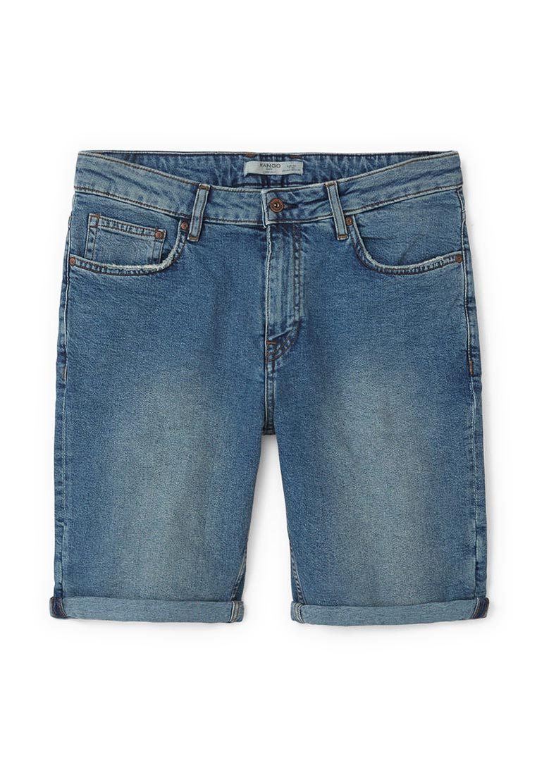 Мужские джинсовые шорты Mango Man 13023016
