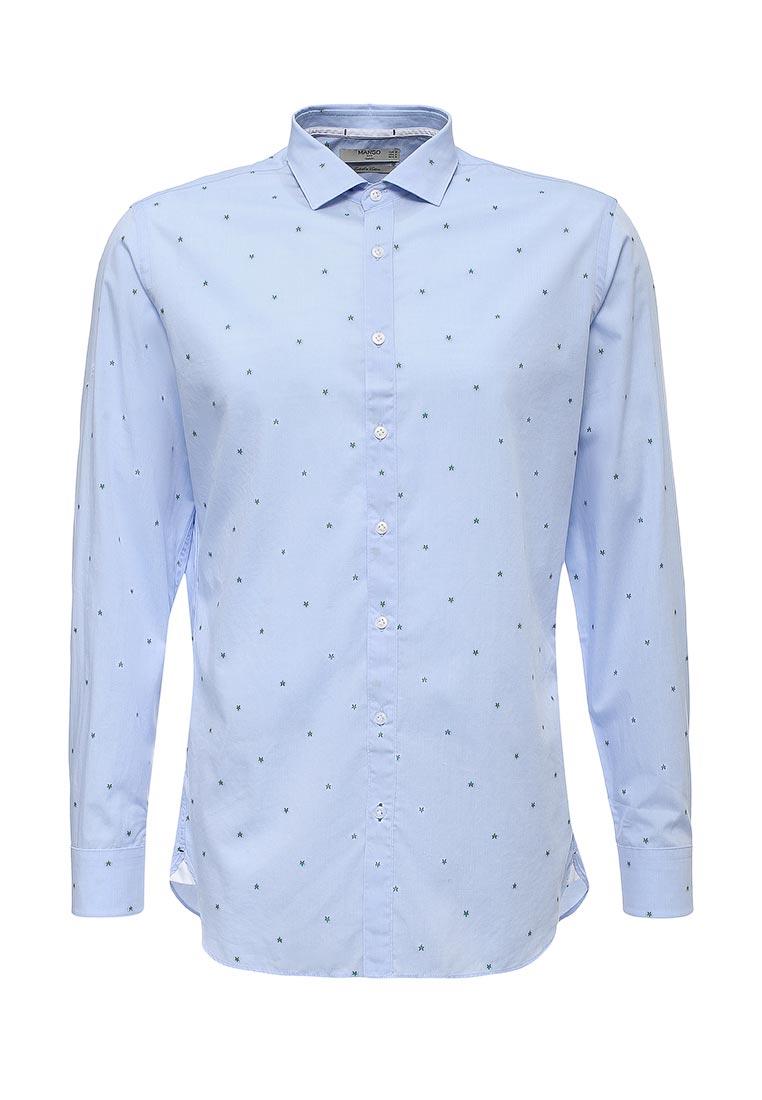 Рубашка с длинным рукавом Mango Man 13003042