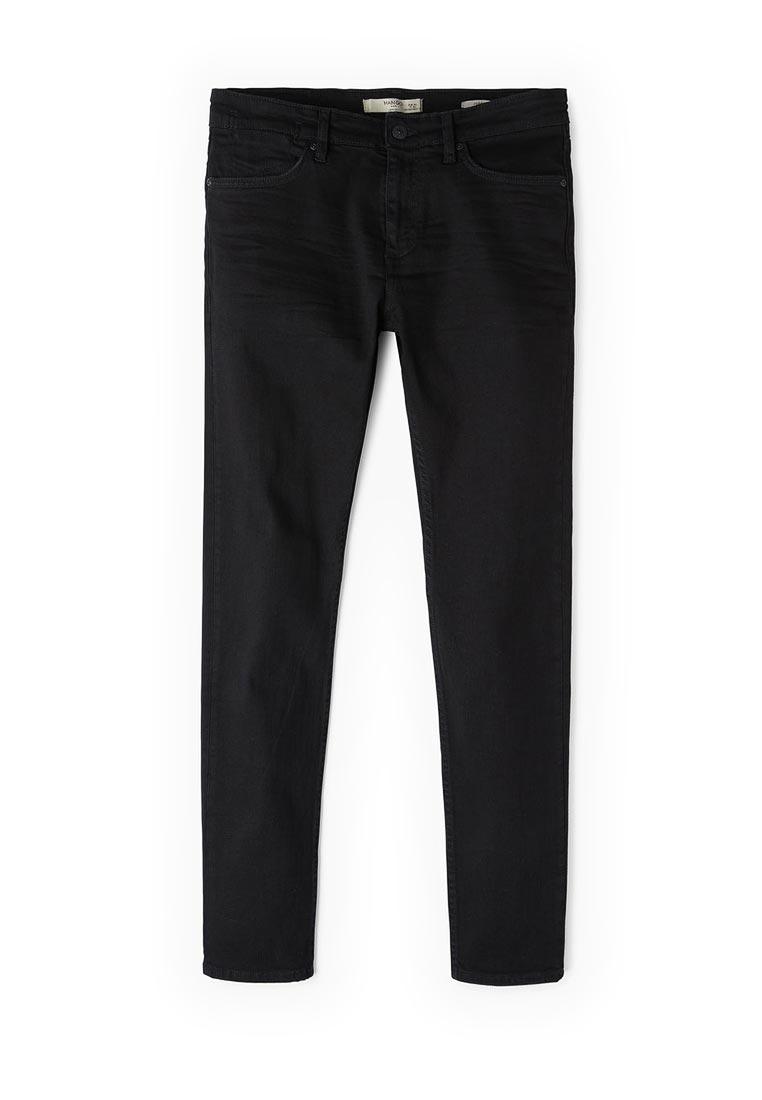 Зауженные джинсы Mango Man 13030300