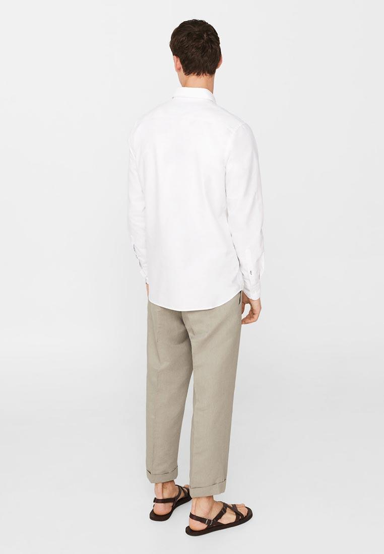 Рубашка с длинным рукавом Mango Man 13003029
