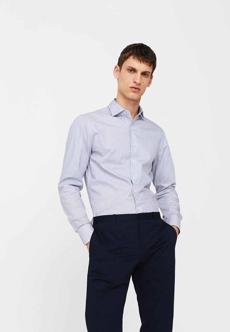 Рубашка с длинным рукавом Mango Man 13010317