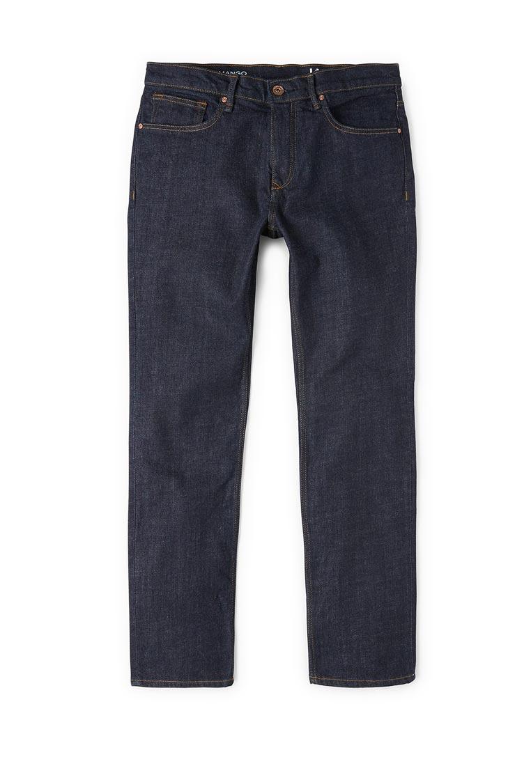 Мужские прямые джинсы Mango Man 13020307
