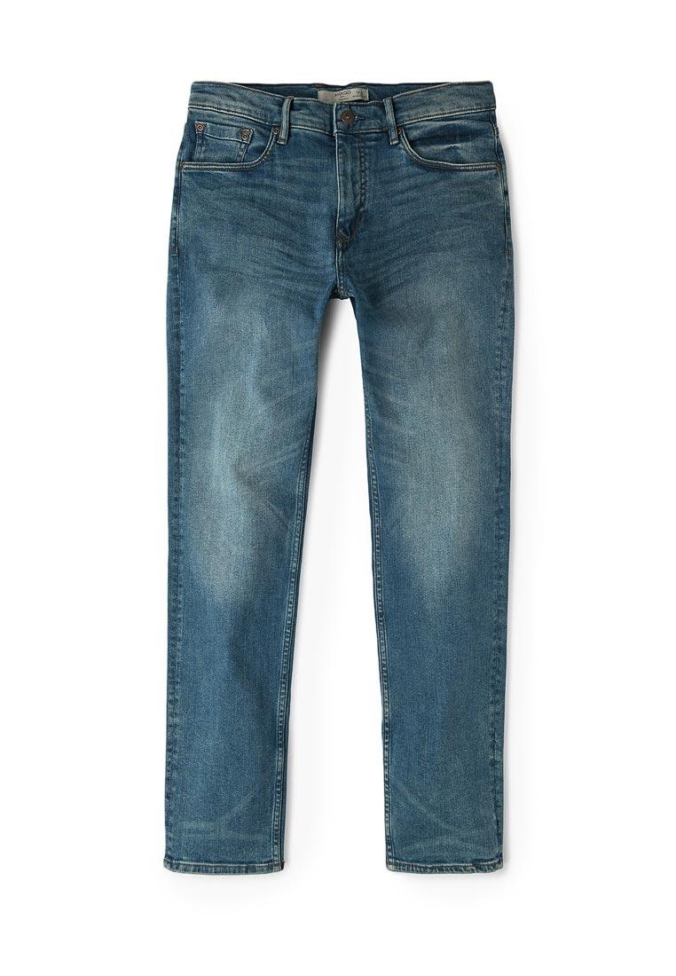 Мужские прямые джинсы Mango Man 13030378
